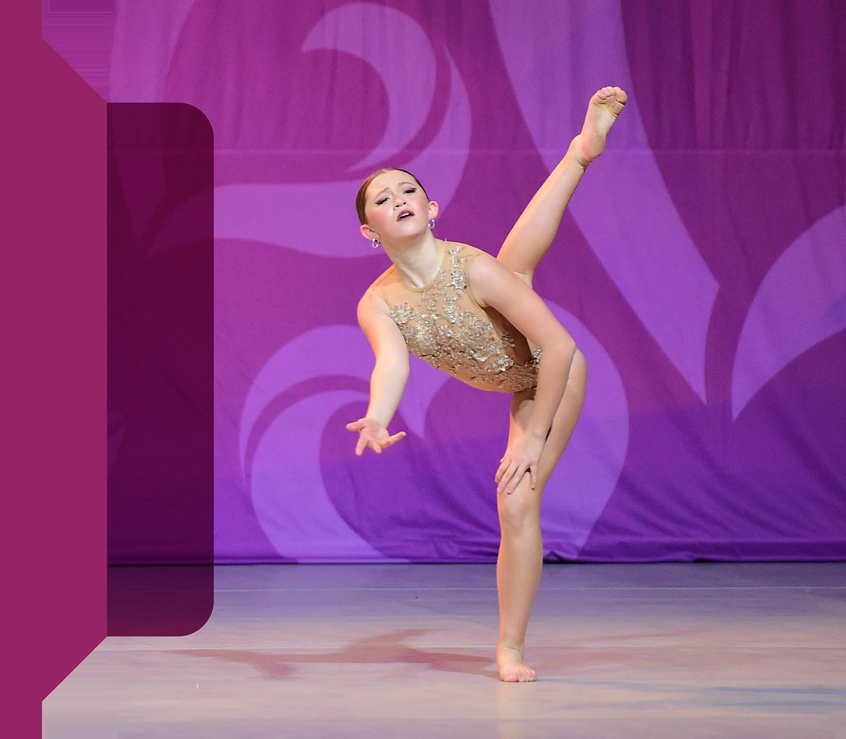 Nebraska Dance Solo Program